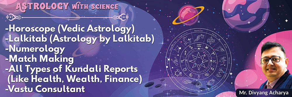 Astrochakra Science Banner
